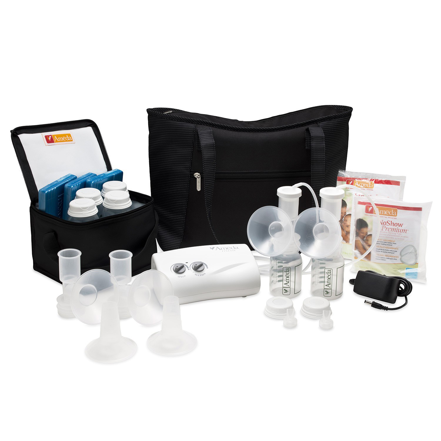 Ameda Finesse Double Electric Breast Pump