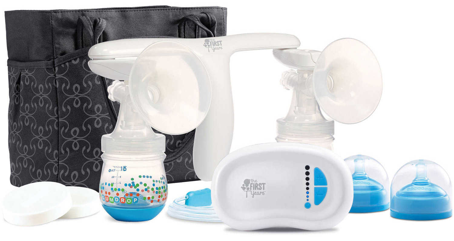 Tomy Quiet Expressions Plus Double Breast Pump