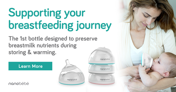 Nanobebe | Supporting your breastfeeding journey | Learn more